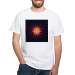 Sunset II White T-Shirt