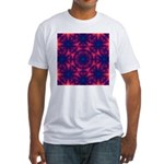 Sunset III Fitted T-Shirt