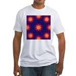 Sunset IV Fitted T-Shirt
