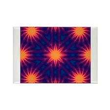 Sunset IV Rectangle Magnet