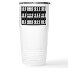 Chess Pawn Travel Coffee Mug