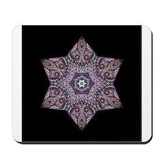 Paisley Star I Mousepad