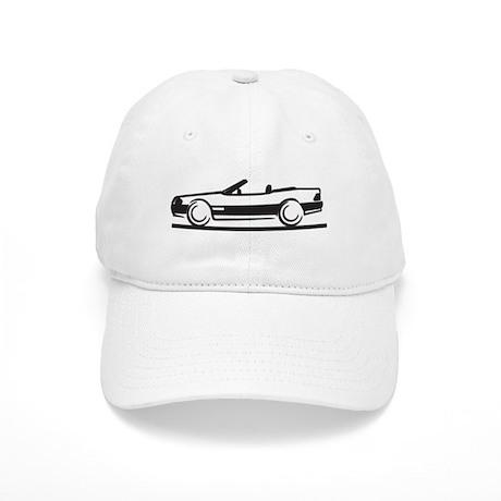 Mercedes SL W 129 Cap