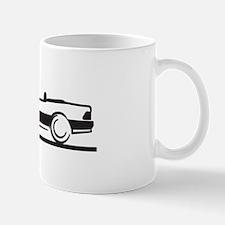 Mercedes SL W 129 Mug