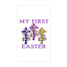 Christian 1st Easter Decal