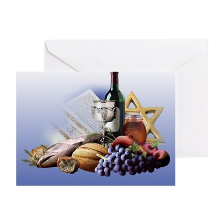 Jewish Greeting Cards (Pk of 10)