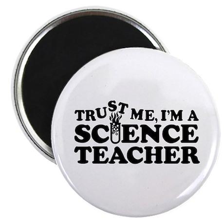 Science Teacher Magnet