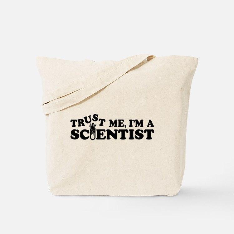 Scientist Tote Bag