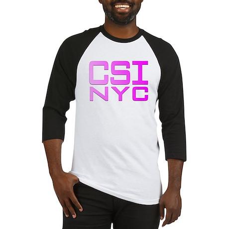 CSI NYC PINK Baseball Jersey