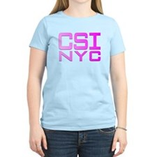CSI NYC PINK T-Shirt