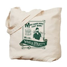 Many Hands Tote Bag