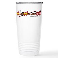 Wendys Website Logo Travel Mug