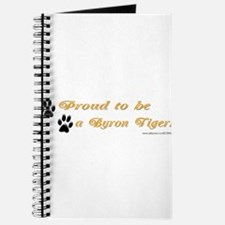 Proud To Be A Byron Tiger Ite Journal