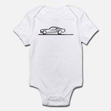 Mustang 64 to 66 Fastback Onesie