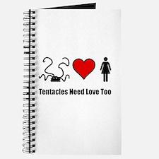 Tentacle Love Journal