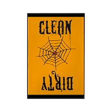 Halloween Clean/Dirty Magnet