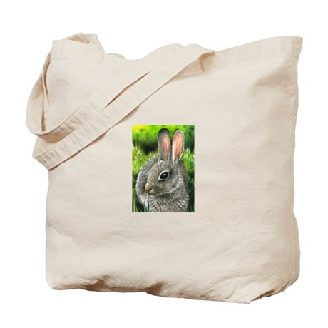 Hare 13 Tote Bag