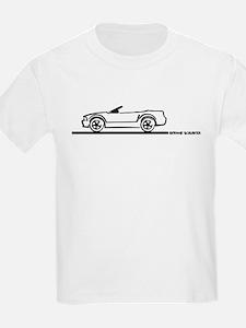2005-2010 Mustang Convertible T-Shirt