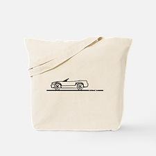 2005-2010 Mustang Convertible Tote Bag