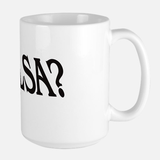 Large Salsa Mug