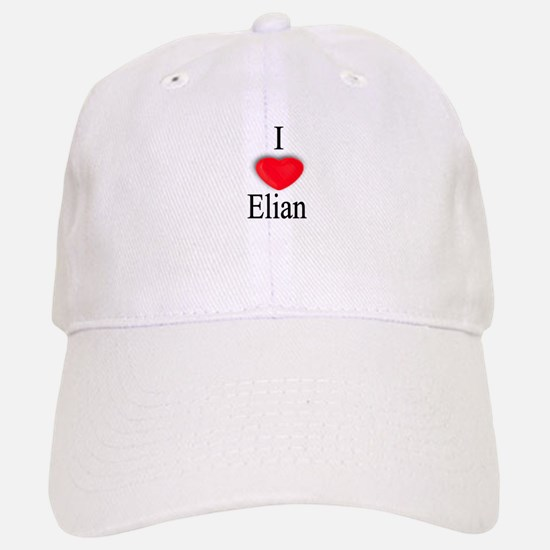 Elian Baseball Baseball Cap