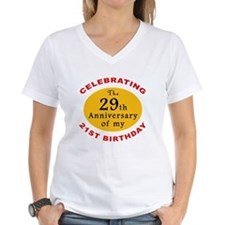 Celebrating 50th Birthday Shirt