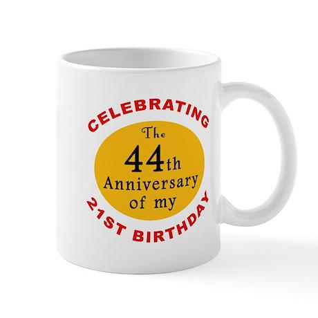 Celebrating 65th Birthday Mug