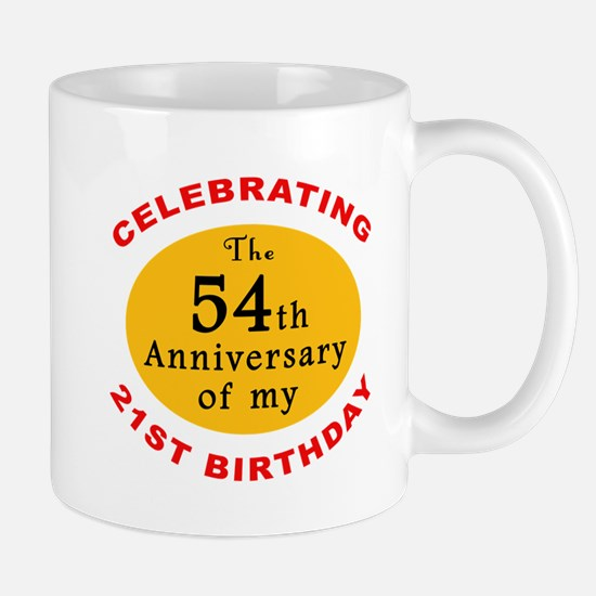 Celebrating 75th Birthday Mug