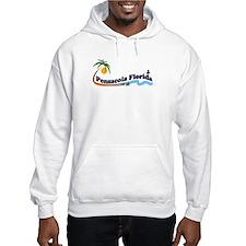 Pensacola FL Hoodie Sweatshirt