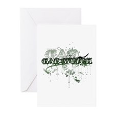 Bad Witch Greeting Cards (Pk of 10)