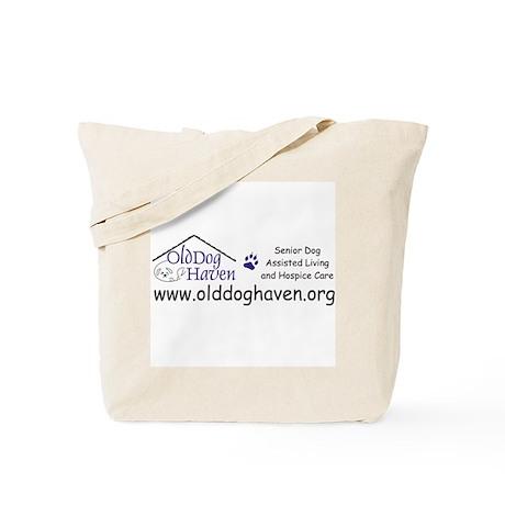 Old Dog Haven Tote Bag