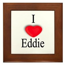 Eddie Framed Tile
