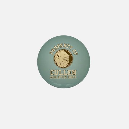 Cullen Athletics Mini Button