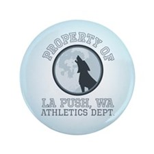 "La Push Athletics 3.5"" Button"