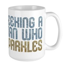 Man Who Sparkles Coffee Mug
