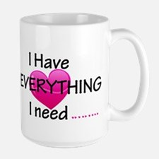 Stop looking Mug