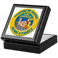 Unique Anniversay Keepsake Box