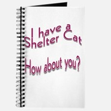 I Have a Shelter Cat Journal