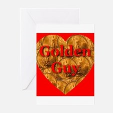 Golden Guy Greeting Cards (Pk of 10)
