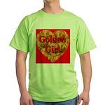 Golden Girl Green T-Shirt