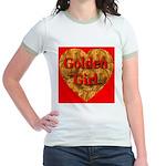 Golden Girl Jr. Ringer T-Shirt