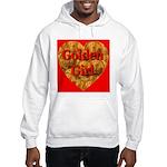 Golden Girl Hooded Sweatshirt