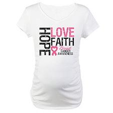 Breast Cancer Faith Shirt