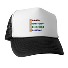 POTS Syndrome Trucker Hat