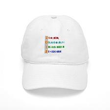 POTS Syndrome Baseball Cap