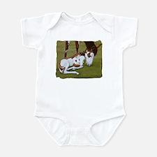 Paint Mare & Foal Infant Bodysuit