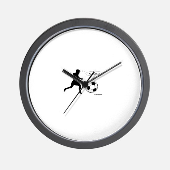 Motivational T-Shirts Wall Clock