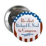 Richard E. Neal Campaign Button