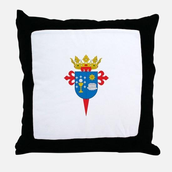Cute Catholicism Throw Pillow