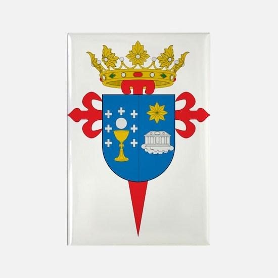 Unique Catholicism Rectangle Magnet